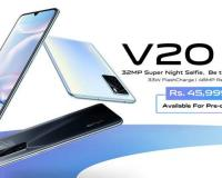 vivo Launches V20 SE in Pakistan, Premium Smartphone with Best-in ..