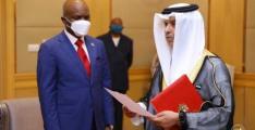 UAE Ambassador presents credentials as non-resident envoy to DRC