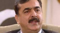Staging protest is everyone's democratic right : Syed Yusuf Raza Gilani