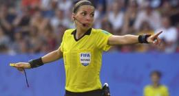 France's Frappart first woman to referee Champions League game: UEFA