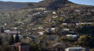 Karabakh rivals adjust to life along new borders