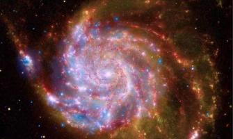 Universe becomes hotter over billions of years