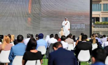 """""""دبي للسياحة"""" تعقد أول اجتماع مباشر .."""