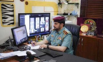 اللواء الشيخ سلطان النعيمي يشيد بجهود ..