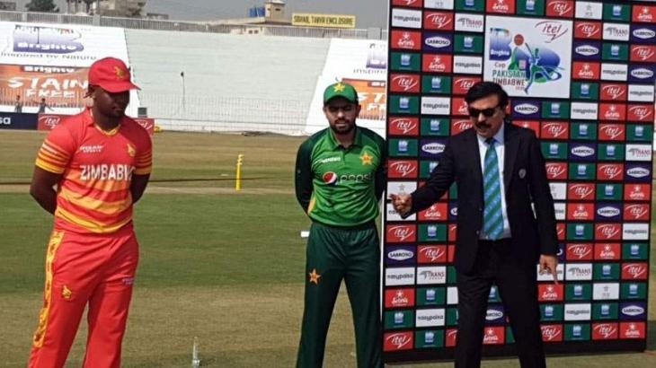 Zimbabwe beat Pakistan in Super Over in epic 3rd ODI