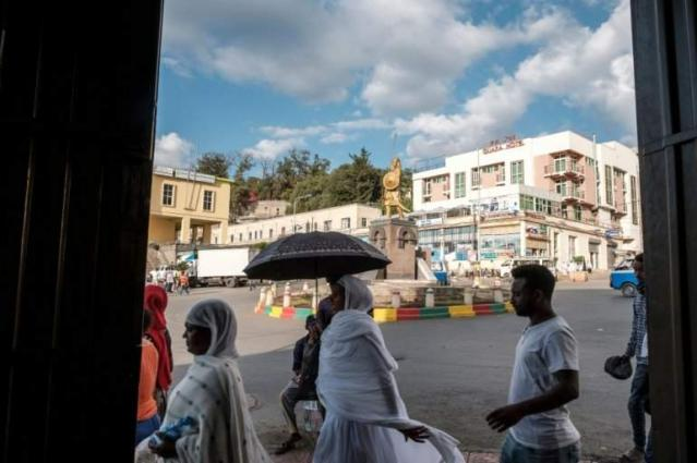 Ethiopian Prime Minister Abiy Ahmed announces airstrikes in country's Tigray region