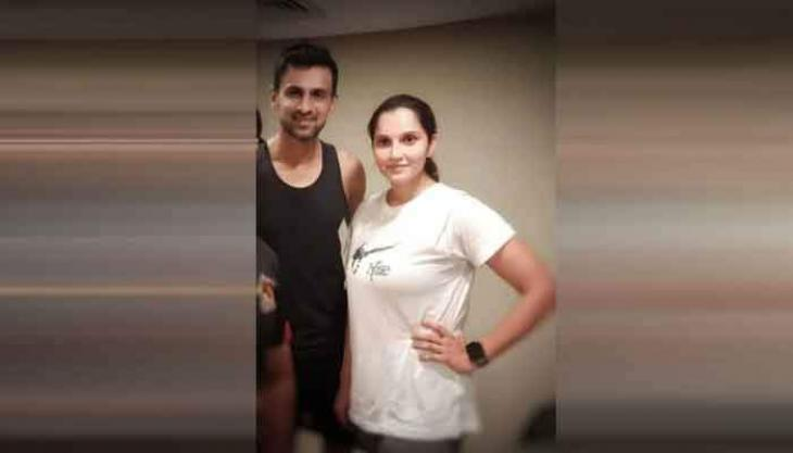 Sania Mirza arrives in Karachi to support her husband Shoaib Malik for PSL 2020