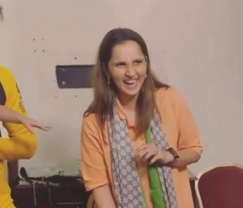 Why is Sania Mirza thankful to Shoaib Malik?