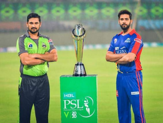 Karachi Kings, Lahore Qalandars will lock horns today at Karachi's Stadium
