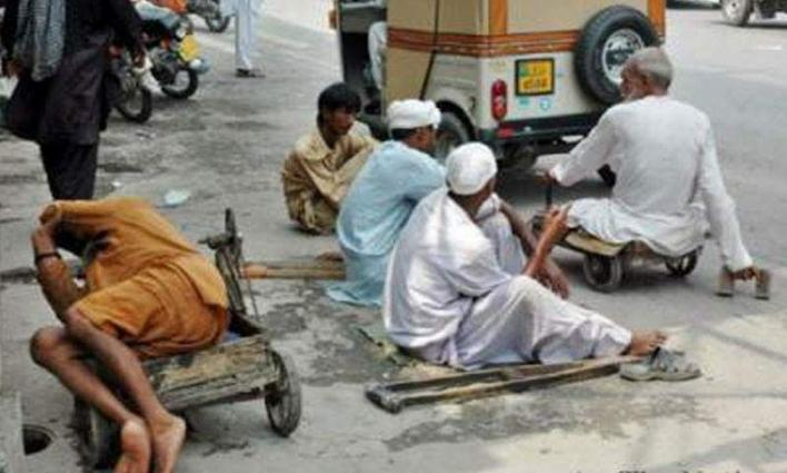 Beggary on rise in Rawalpindi