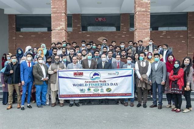 World Fisheries Day observed at UVAS Ravi Campus
