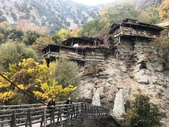 Rehabilitation of  ancient temples starts in Kalash valley