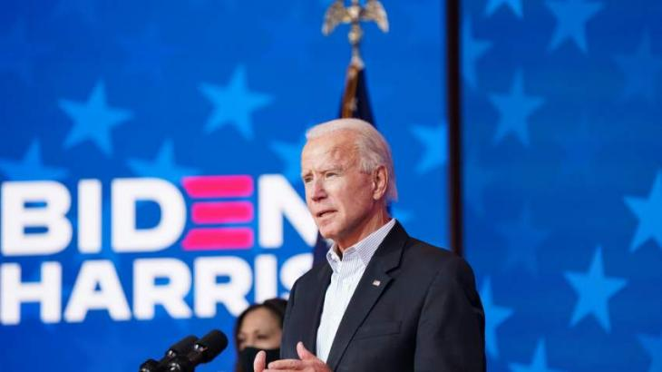 Transition to Biden's presidency Is now formally underway