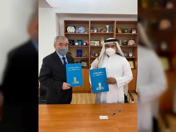 """""""معهد الدبلوماسية الثقافية"""" يبرم اتفاقية تعاون علمي مع جامعة الفارابي الكازاخستانية"""