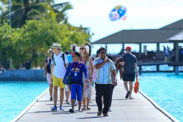 Russians Made Up Largest Number of Tourists in Maldives After Opening Borders - Reports