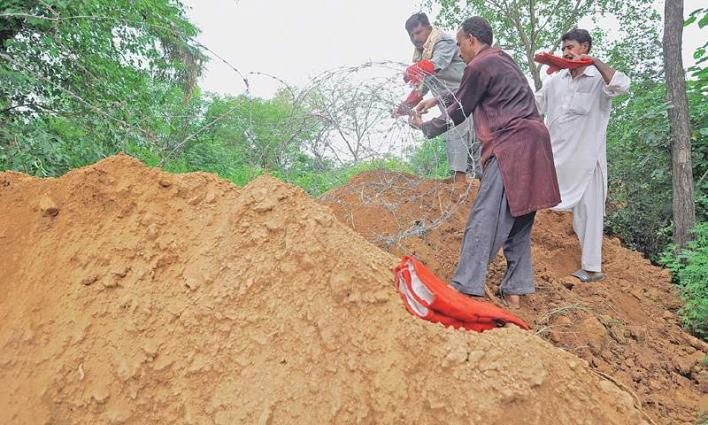 Islooites demand more burial places as population grows