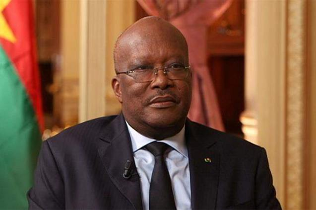 Burkina's Kabore pledges dialogue after election victory