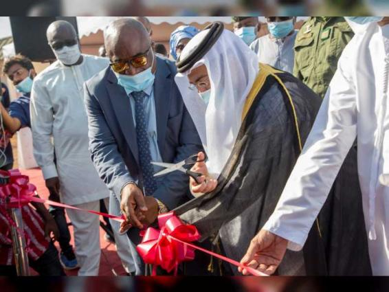 'Sheikh Mohamed bin Zayed Field Hospital' inaugurated in Guinea to help fight COVID-19