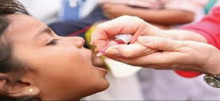 Over 6.4 million kids to be vaccinated as Chief Secretary launches Nov round of anti-polio drive in KP