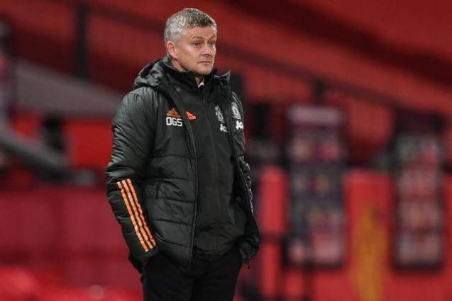 Solskjaer happy to have fans back, even if Man Utd support shut out