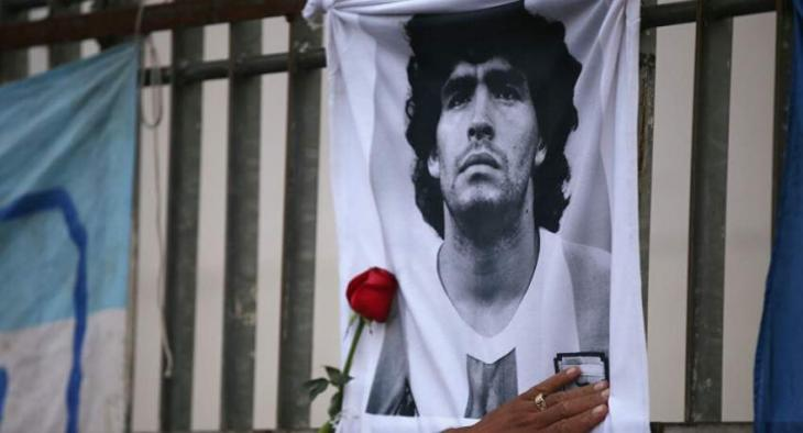 Maradona's Manager Says Football Icon Was Tired, Let Himself Die - Reports