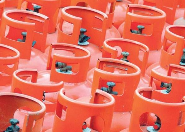 Local LPG price increases by Rs22.88 per 11.8-kg cylinder