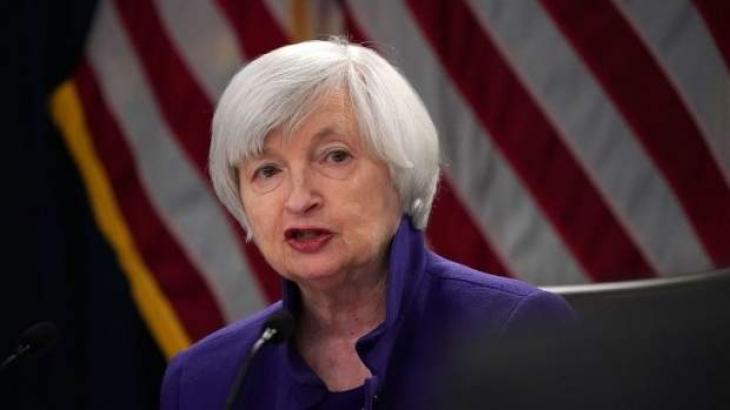Biden taps Janet Yellen as Treasury secretary