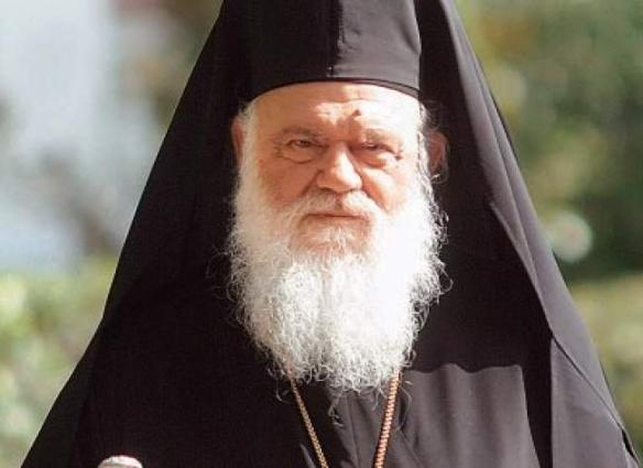 Greek Archbishop leaves hospital after Coronavirus treatment
