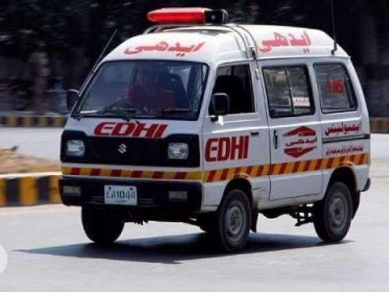 Man dies in Quetta bike-vehicle collision