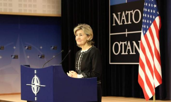US Envoy to NATO Accuses Taliban of Failing to Abide by Withdrawal Agreement