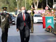 UN envoy searching for way forward on Cyprus talks