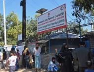 Bangladesh begins transfer of Rohingya to controversial island