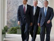 Obama, Bush, Bill Clinton Ready to Take COVID-19 Shots Live to Bu ..