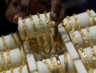 Gold price declines Rs300 to Rs110,500 per tola 03 Dec 2020