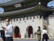 Daily virus caseload hits another high, S. Korea closer to toughe ..