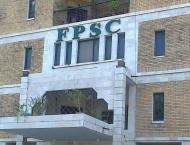 New FPSC Chairman sworn-in