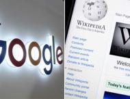 Pakistani Regulator Demands Google, Wikipedia Remove 'Sacrilegiou ..