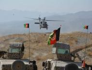 Airstrikes kills 4 militants in southern Afghanistan