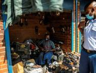 Mask up: S.African police enforce 'zero tolerance' drive