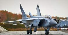 Russian MiG-31BM Fighter Crews Take Up Combat Duty in Arctic - Fleet