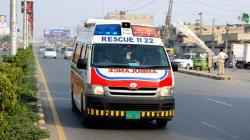 Two killed in road accidents in sargodha