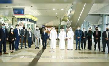 """""""طرق دبي"""" تطلق أولى بطاقات نول الرقمية .."""