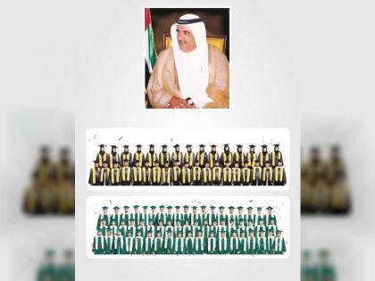 """حمدان بن راشد يشهد تخريج 35 من موظفي """"كهرباء دبي"""" حصلوا على ماجستير و57 طالبا من """"أكاديمية الثانوية"""""""