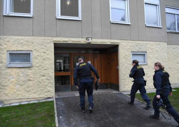 Sweden mother 'kept son locked up for decades'