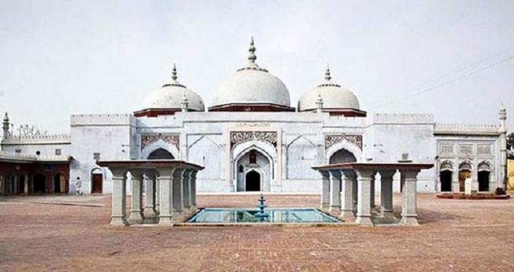 Rs 43m Suri Jamia Masjid conservation project near completion, Rs 1m saving expected