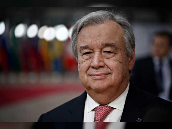 UN Chief unveils multi-agency plan to revitalise Beirut as 'Beating Heart of Lebanon'