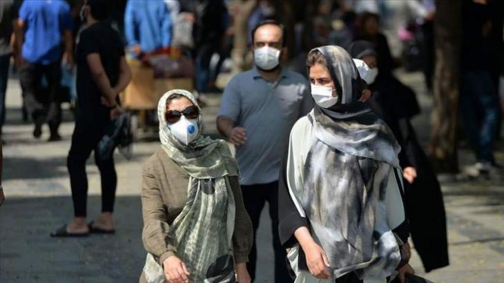 Iran surpasses one million Covid-19 cases: government