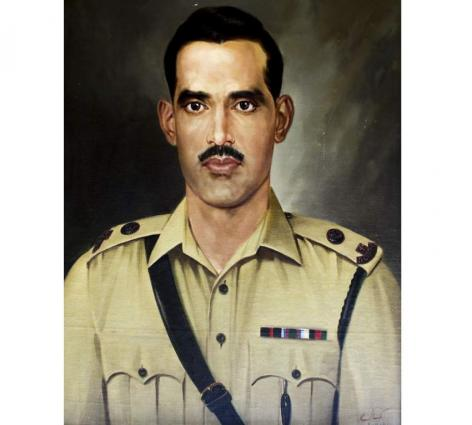 Major Muhammad Akram Shaheed, Nishan-e-Haider paid homage for gallantry, sacrifices