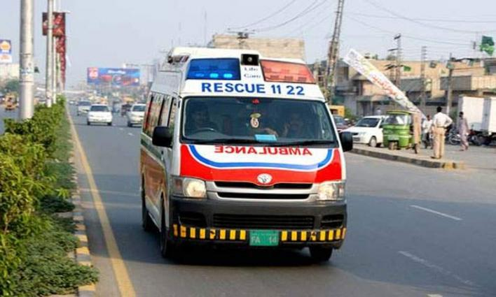 Youth killed in road accident in sargodha