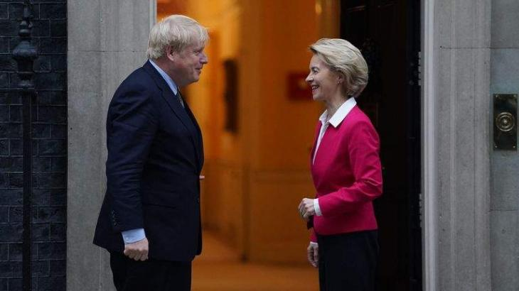 UK, EU leaders to hold call in bid for Brexit breakthrough